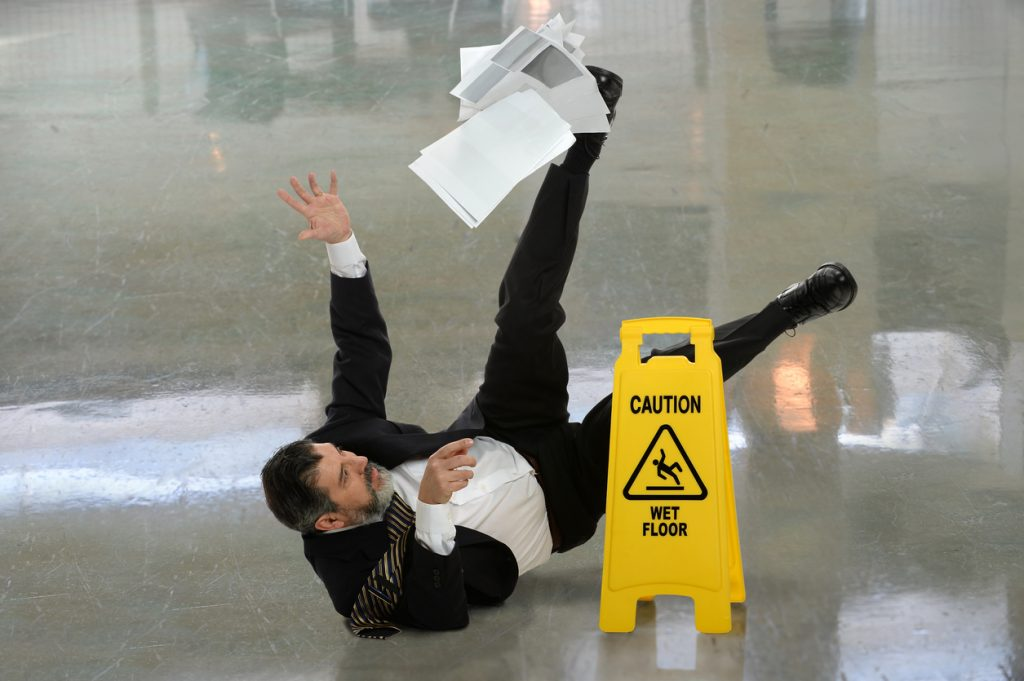 Hartford Slip and Fall Accident Lawyers