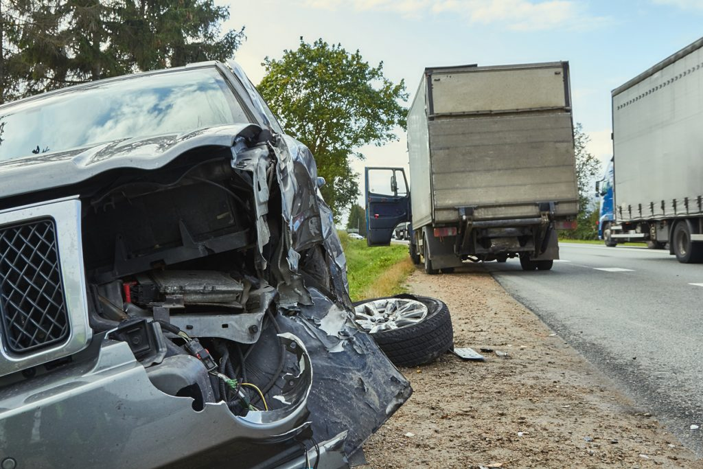 Greenwich Truck Accident Lawyer